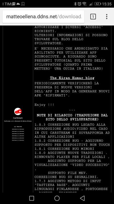 Matteo Ellena Web Site - DOWNLOAD